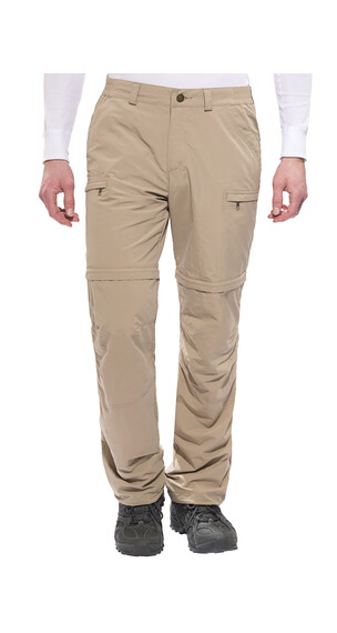 VAUDE Farley IV ZO Pants Men muddy